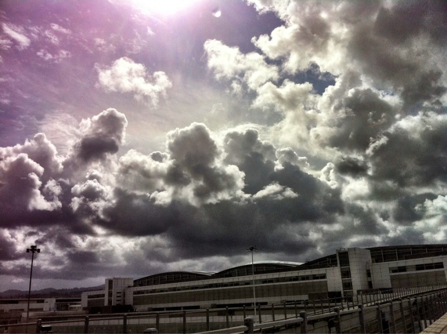 [Image: Image by @AnthonyQuintano - The clouds are just as cool in San Francisco. on Propic]