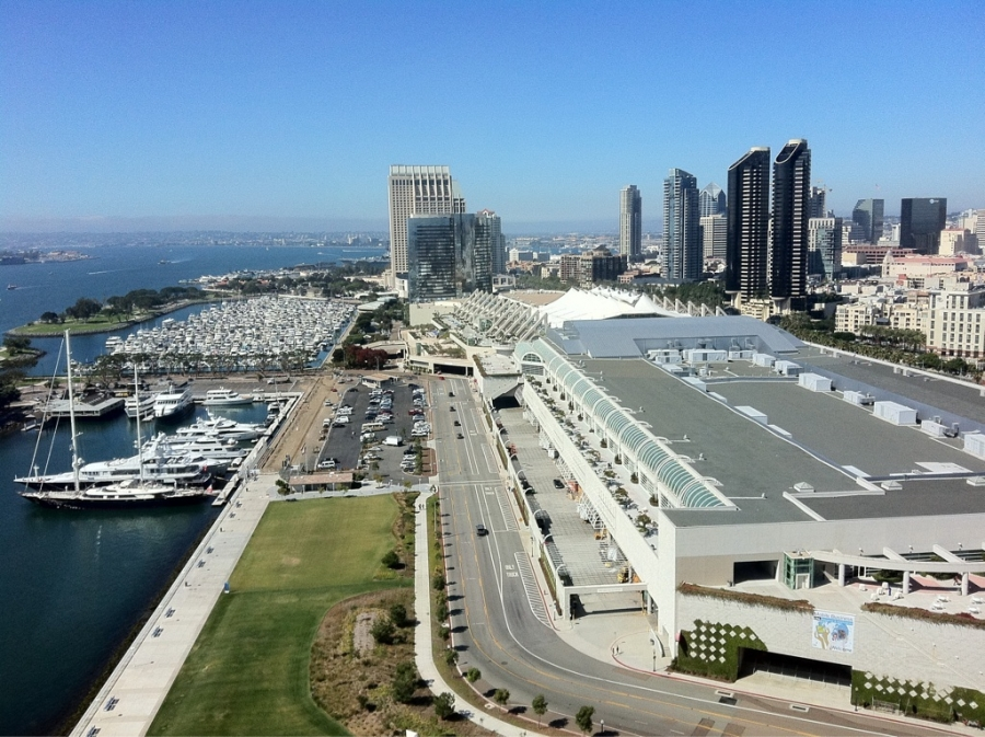[Image: Image by @bperry - When is the weather not this nice in San Diego #CTIA on Propic]