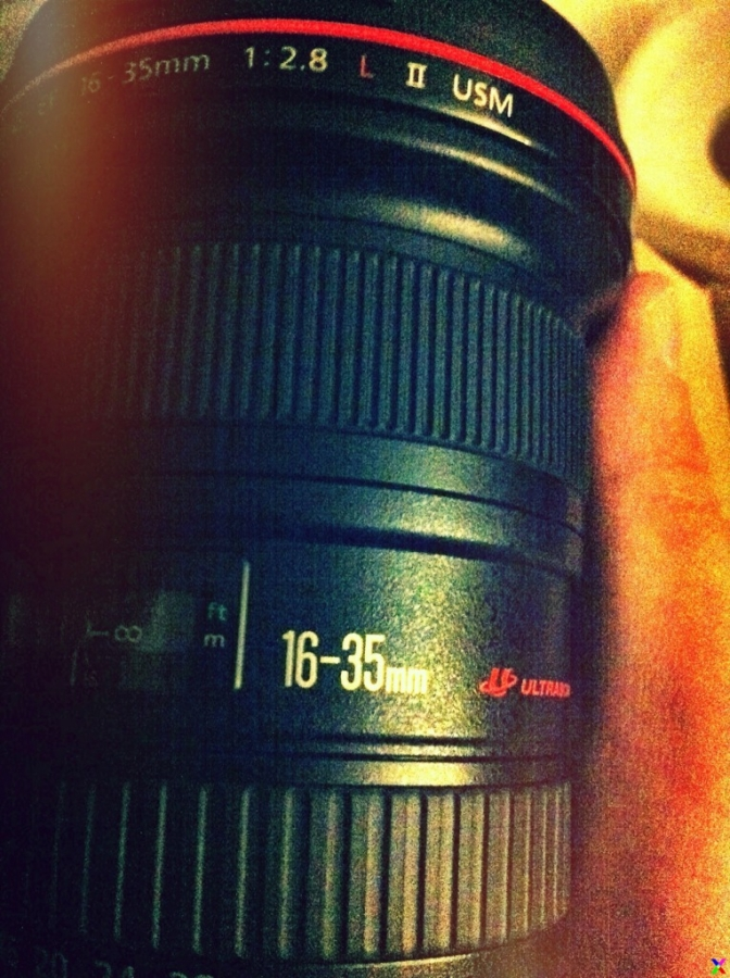 [Image: Image by @Drew599 - Looks like I'll be try out a new lens tonight on #Epic. #Canon on Propic]