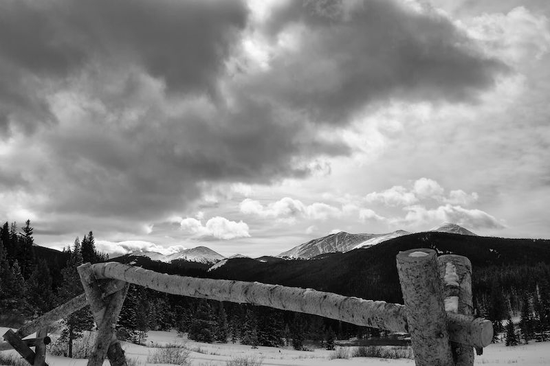 [Image: Split Rail, Boreas by @DanielPDunn - love getting some wild West history into the shot, #splitrailfence #tasra365 #365project  on Propic]