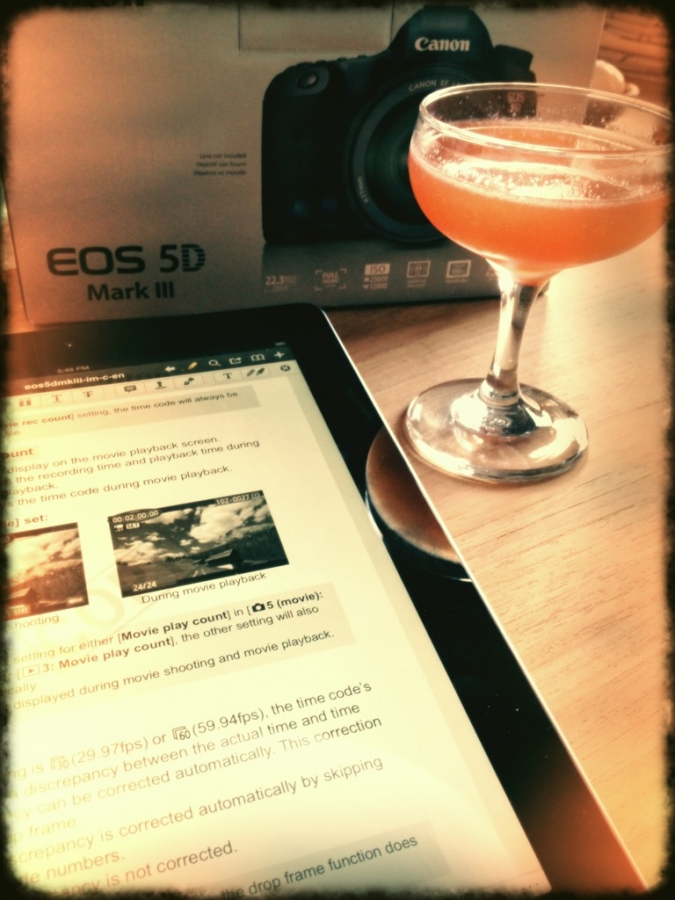 [Image: Image by @5tu - Pegu Club cocktail. Gin, lime, cointreau, ango. Serve up with a #5Dmk3 manual on iPad. on Propic]