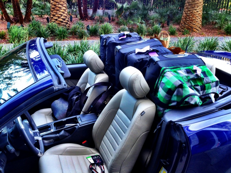 [Image: Image by @PhilipBloom - I love doing car packing Tetris! I am the master! ;) much more fun than a bigger car! on Propic]