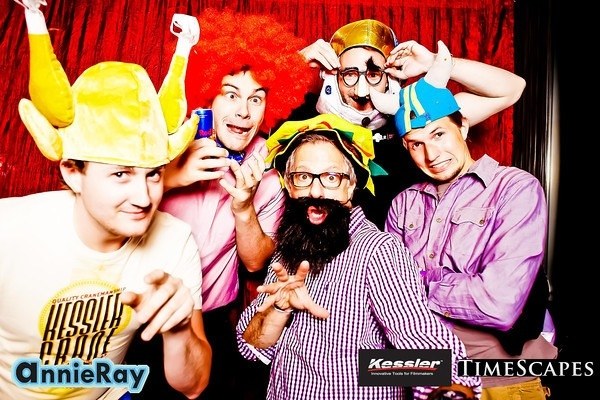 [Image: Image by @TheRedOwl - A motley crew indeed at the Kessler party @boston_camera @mattaljazeera @nickmidwig @WolfEcho on Propic]