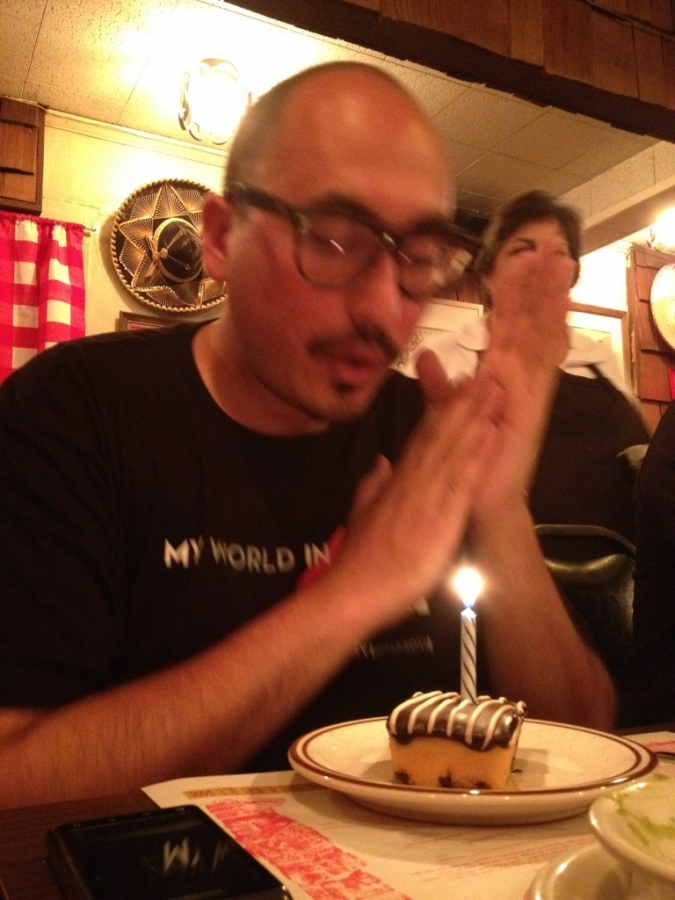 [Image: Image by @jasondiamond - Happy Birthday to @TimurCivan !!! With @PaulZadie @davidcarstens and Tom Wong at El Sombrero for insane burritos. on Propic]
