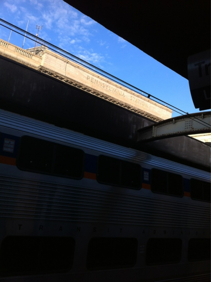 [Image: Image by @JonathanBregel - Penn Station &gt; Penn Station . The train has got to be the biggest ripoff known to man, BUT it&#039;s a great place to think. on Propic]