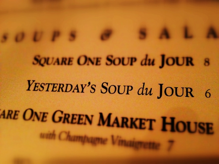 [Image: Image by @PhilipBloom - Not something that sounds great on this menu! From yesterday!? on Propic]