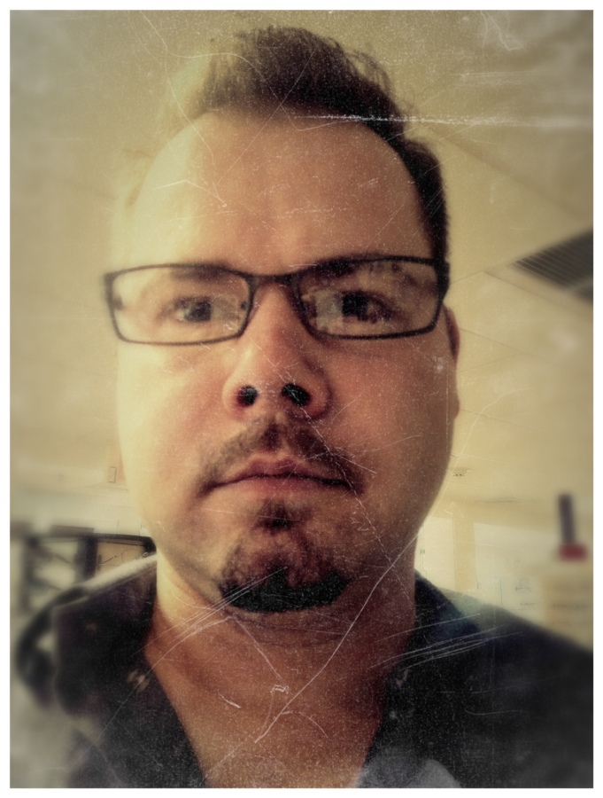 [Image: Photo by @MNS1974 - Oh no. I've turned into @TomArnold no offense Tom on Propic]