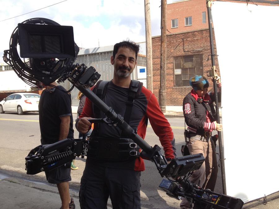 [Image: Image by @jasondiamond - @5tu we had a stellar Steadicam op last week. He also flew the AR rig. Pure magic. #R3D on Propic]