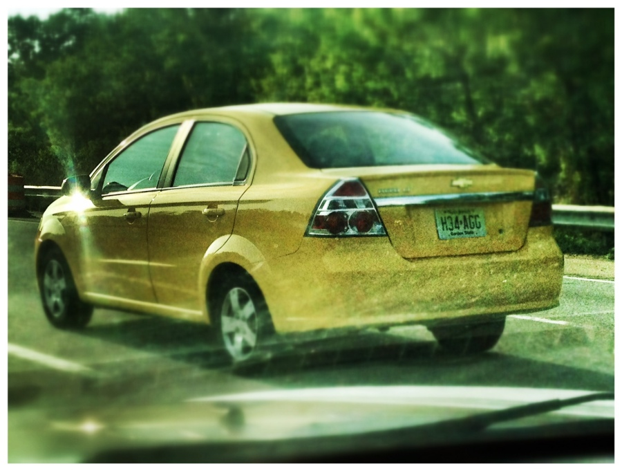 [Image: Photo1 by @MNS1974 - The person driving this monstrosity was eating a banana, I swear. on Propic]