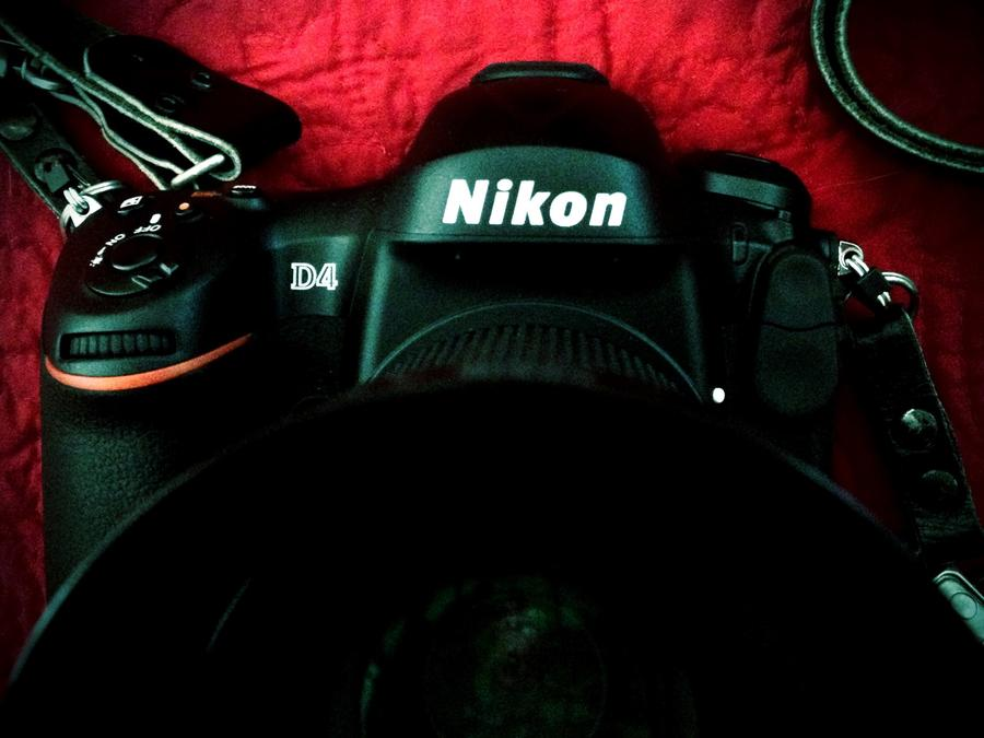 [Image: Nikon D4 Taking a Break by @LordOfVisions - Nikon D4 taking a break. on Propic]