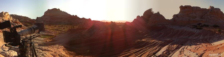 [Image: Image by @Drew599 - Sorry, here's the pano with the #Epic in it. on Propic]