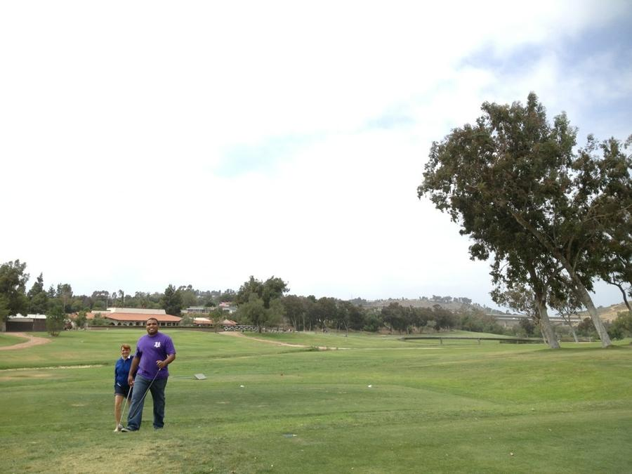 [Image: Image by @Jeremiahfry - 70% as perfect in San Diego playing golf with my brother and mom! on Propic]