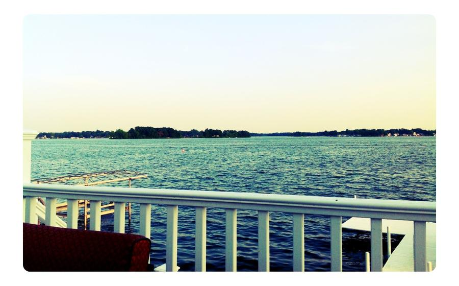 [Image: Image by @ChrisBeller - Nice evening down on the lake at my dads. on Propic]
