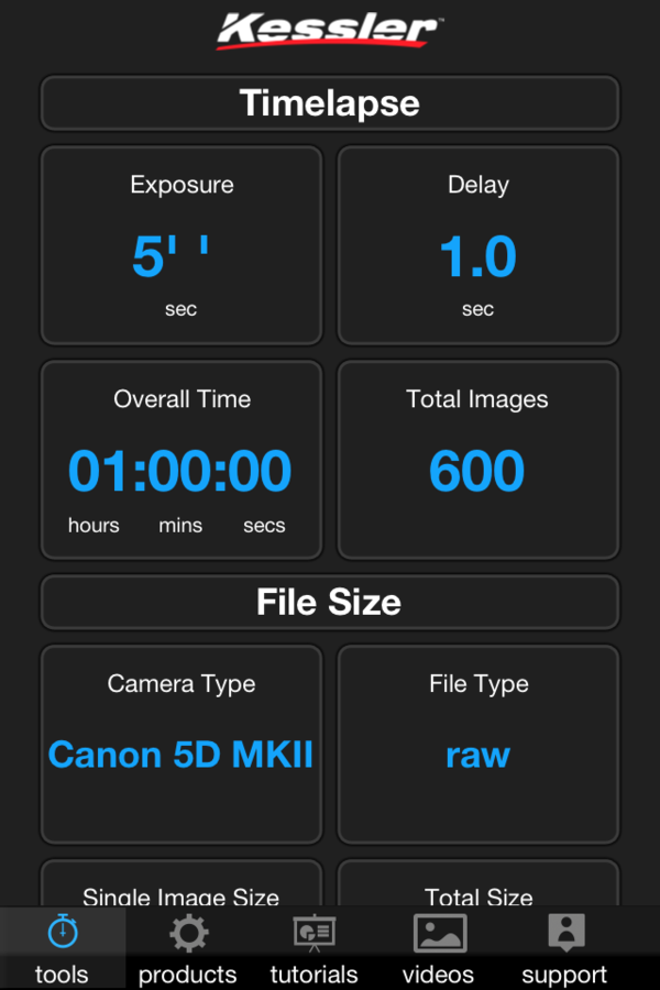 [Image: Image by @tylerginter - Finally an iPhone interface for timelapse that makes sense!!!!!  Great work @KesslerCrane @EricKessler @ChrisBeller on Propic]