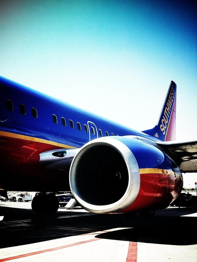 [Image: Image by @mjeppsen - Deplaning @SouthwestAir on airstairs at Burbank feels old-timey. Great way to return to LA. on Propic]