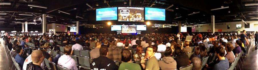 [Image: Image by @TheRedOwl - If you're not here....you need to be. #MLG #MLGAnaheim on Propic]