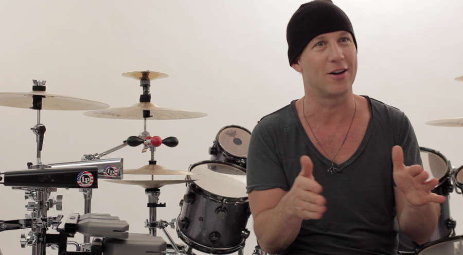 [Image: Image by @goforjared - More screen grabs @StephenPerkins @janesaddiction @LPPercussion @LonglostLA on Propic]