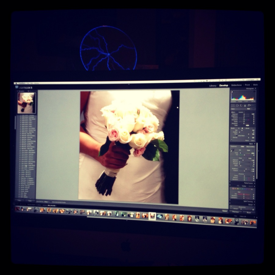 [Image: Photo by @josephnasto - Editing photos in Lightroom on Propic]