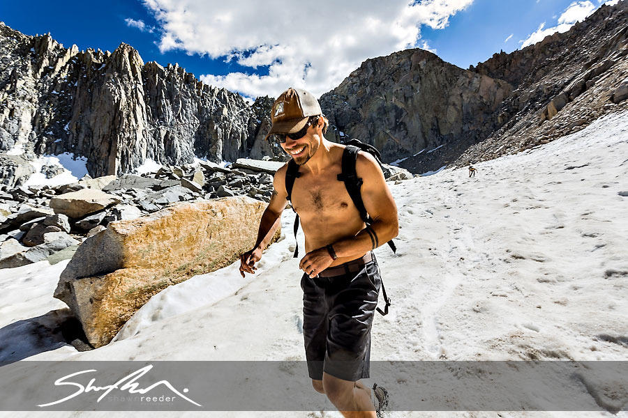 [Image: Hurd Peak Teaser by @shawnreeder - I think this shot pretty much sums up how much fun we had rambling in the mountains today :) on Propic]