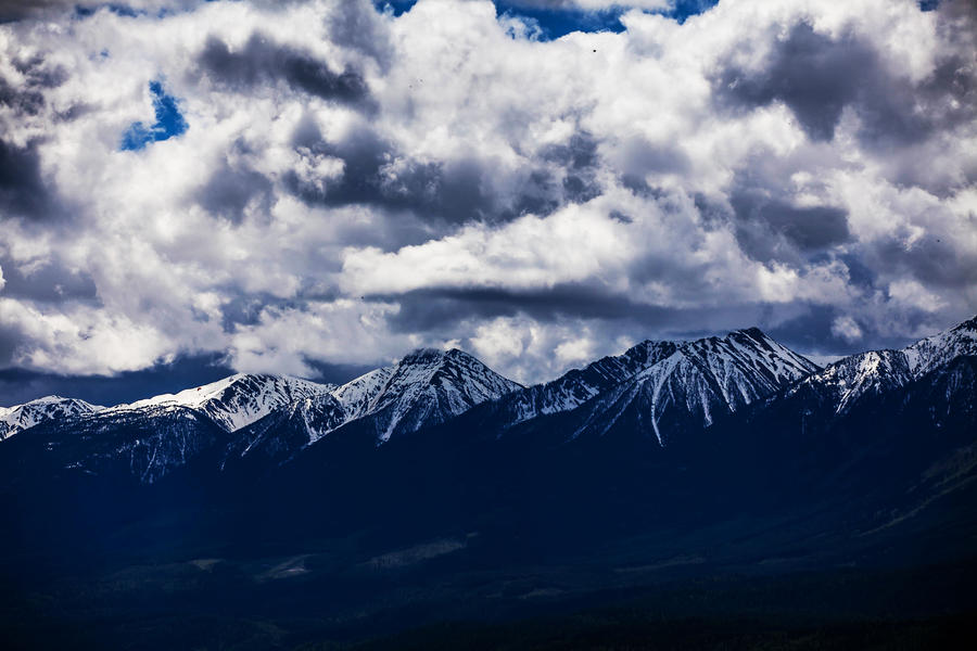 "[Image: The Canadian Rockies by @PrestonKanak - Another still frame from a timelapse that will be part of my upcoming short, ""The Canadian Rockies"". on Propic]"