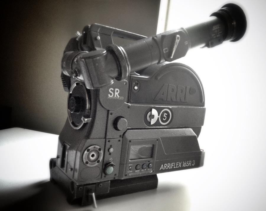 [Image: I now own a small piece of film history Arri SR3A  by @MNS1974 - I now own a small piece of film history Arri SR3A  on Propic]