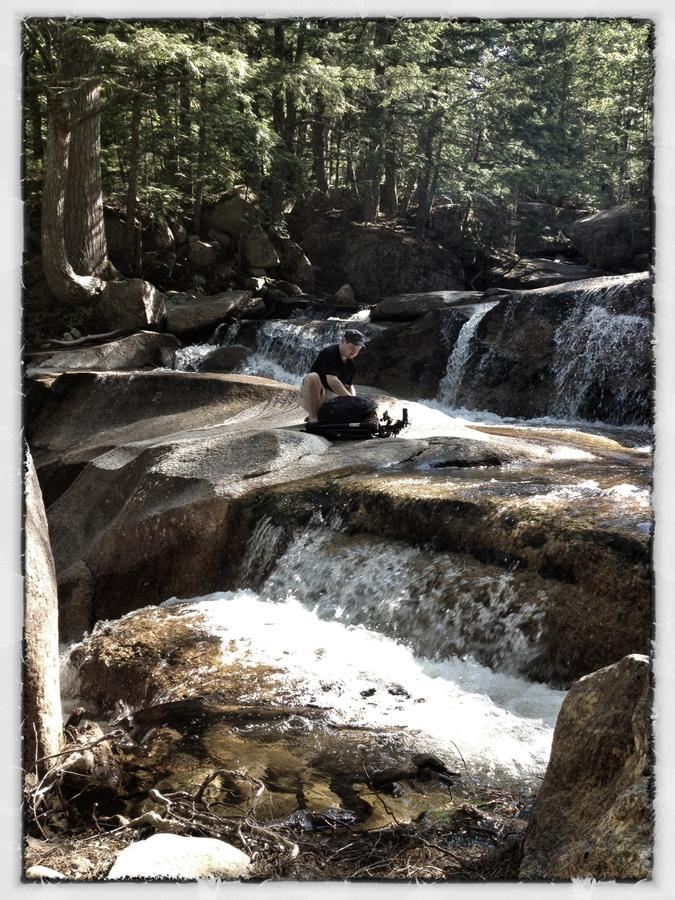 [Image: MNS1974 & Waterfall by @MissHBomb - So pretty at #DianasBaths in NH. Glad it made it into #OperationOrigami @MNS1974 on Propic]
