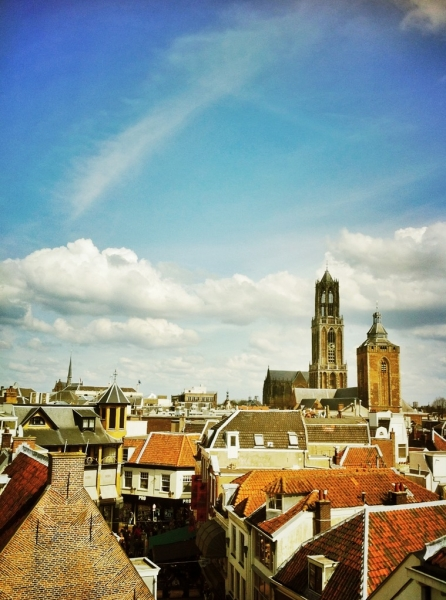 [Image: Image by @colinvdbel - Utrecht centrum  #Utrecht #iphoneography #photo #foto on Propic]