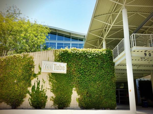 [Image: Image by @KrishanBansal - YouTube offices in San Bruno. on Propic]