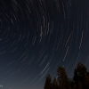 [Image: Star trails over Lake Tahoe by bperry]