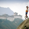 [Image: SFW028 Kris Holm Mountain Unicycling Bhutan 001 by SeanFWhite]