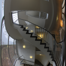 [Image: Spiral Staircase Experiment by MartijnBaudoin]