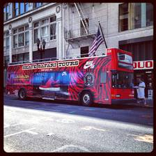 [Image: Spotted the #SkateSafari bus  #skateeverydamnday #nikesb  #streetleague #portland]