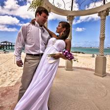 [Image: Wedding in Paradise]