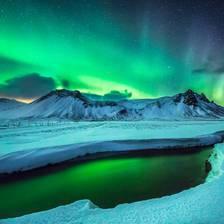 [Image: Iceland Aurora]