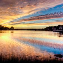 [Image: Sunset Sky]
