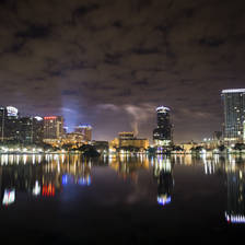 [Image: Downtown Orlando by ChuckmanFIlms]
