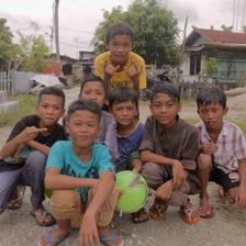[Image: Sumatra Boys by daynarnold]