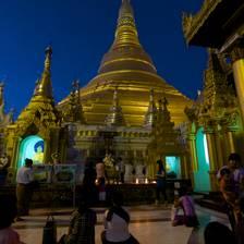 [Image: Shwedagon Pagoda by daynarnold]