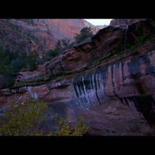 [Image: Zion national park by deloprojet]