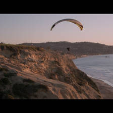 [Image:  Torrey Pines Gliderport, Paragliding by deloprojet]