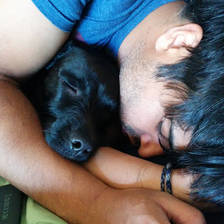 [Image: Bella and Me by Anand]
