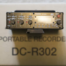 [Image: Fostex DC-R302 by Anand]