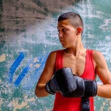 [Image: Young Boxer by marksandlinphoto]
