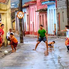 [Image: Street Soccer by marksandlinphoto]