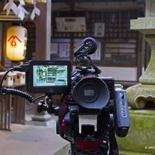 [Image: Atomos ninja 2 in Japan by deloprojet]
