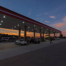 [Image: Gas Station Sky  by Anand]