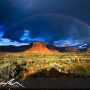 [Image: Canyonlands Rainbow Landscape Photography 1001]
